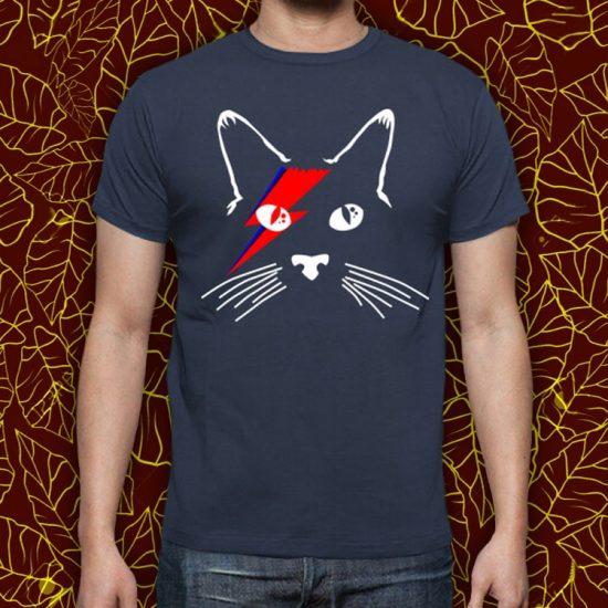 camiseta-gusy-zgz-GATO-BOWIE-COLOR